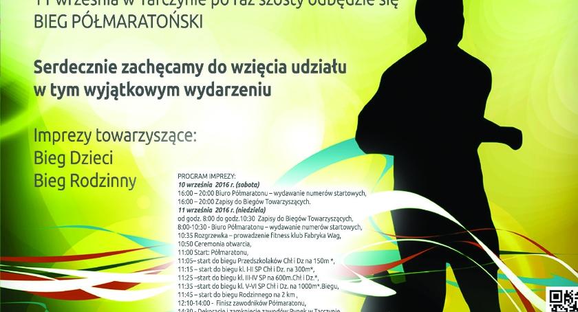 6 Tarczyn Półmaraton już 11.09.2016