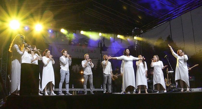 Koncert zespołu TGD w Piasecznie
