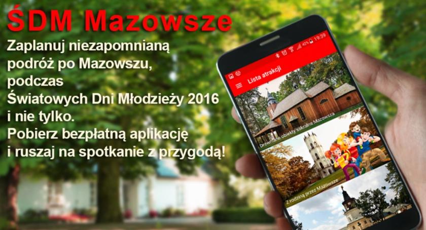 Światowe Dni Młodzieży na Mazowszu