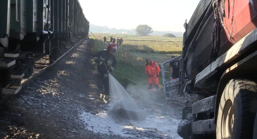 Śmiertelny wypadek na przejeździe kolejowym