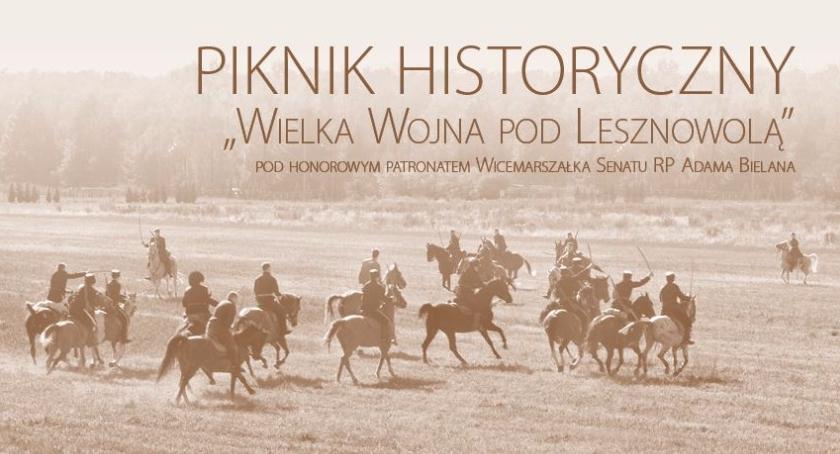 Piknik Historyczny 2016. Lesznowola (02-10-2016)